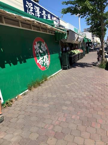 深澤青果本郷市場店