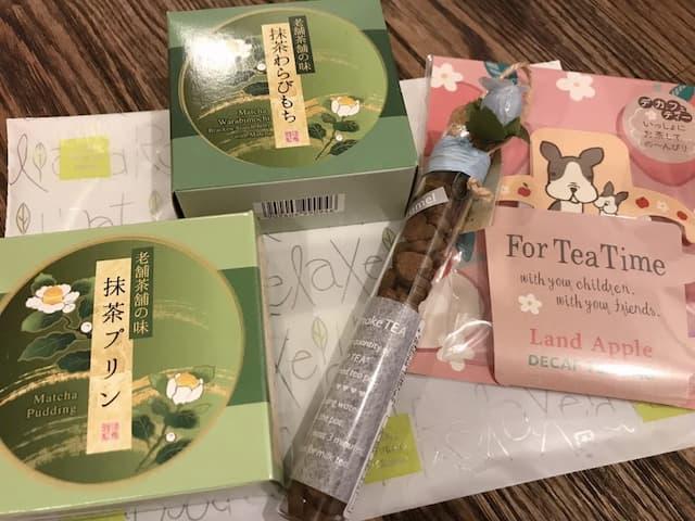 ANCHA-KYOTO-さんのお茶