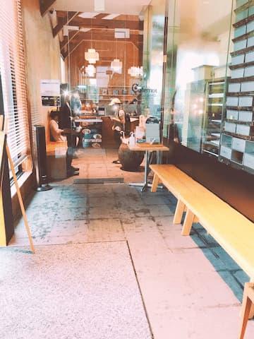 ドレモルタオ レストラン入口