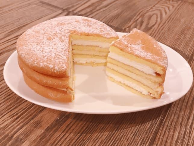ルコッタケーキ