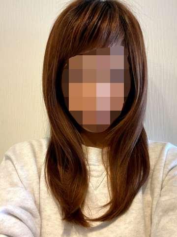 【ジェミールフランメルティバター】でセットした寝起きの髪